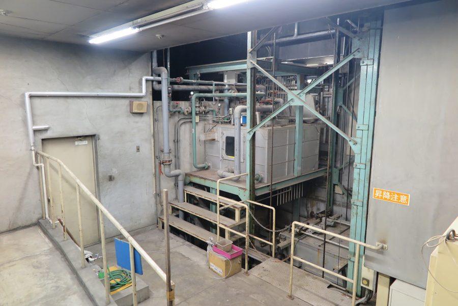 神奈川動物保護センタ―の殺処分機