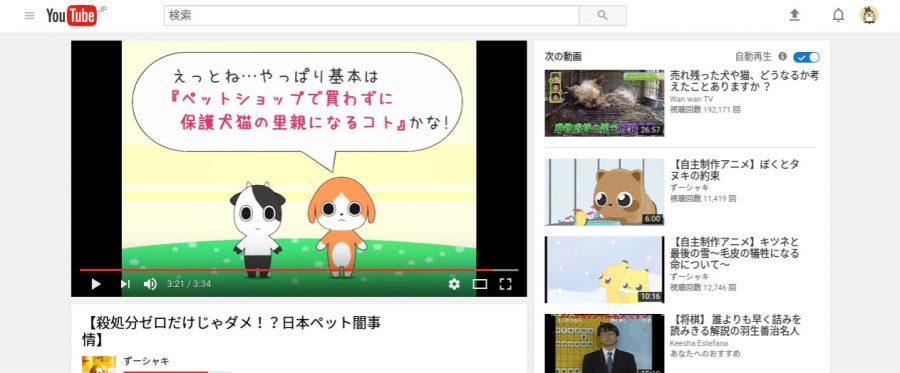 動画「『殺処分ゼロ』だけじゃダメ!?日本ペット闇事情」のキャプチャ