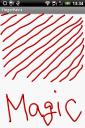 MagicScreentest