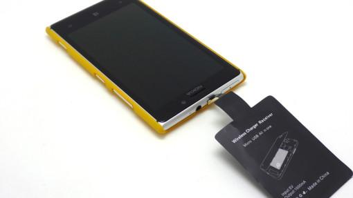 Lumia 925 Qi