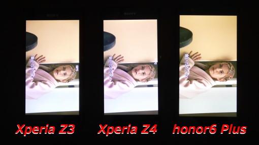 Xperia Z3 Xperia Z4 hornor6 Plus