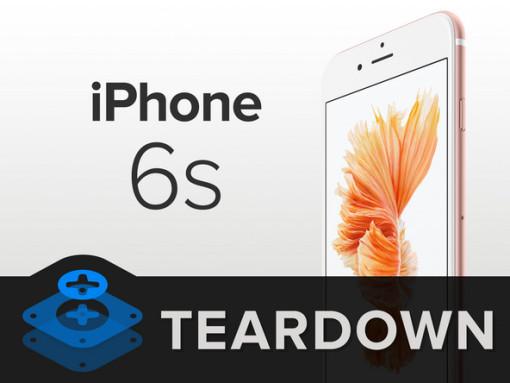 iPhone 6s 分解