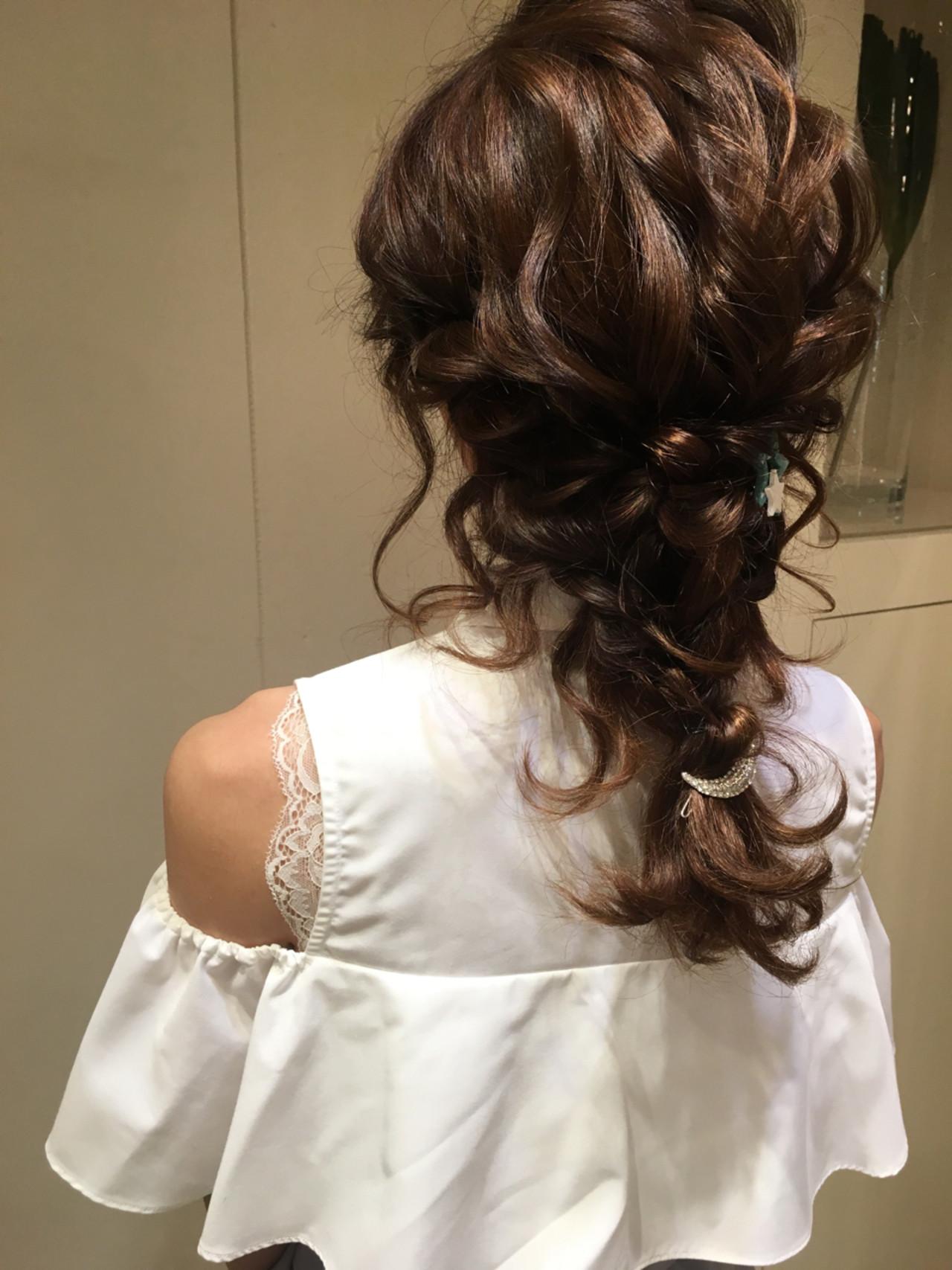 髪型 元気