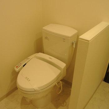 トイレはウォシュレット※写真は別部屋