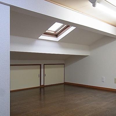 屋根裏の秘密基地