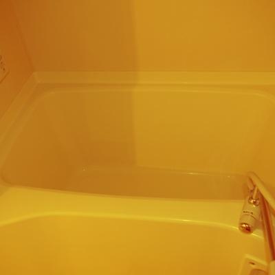 お風呂は標準的