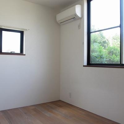5帖の洋室。