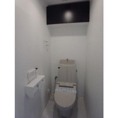 トイレにも手洗い場があります