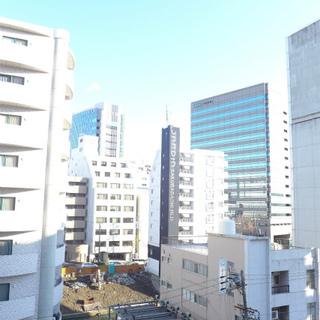 眺望もgoodです!近くに堀川。