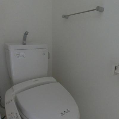 ウォシュレット付きトイレ※写真は別室