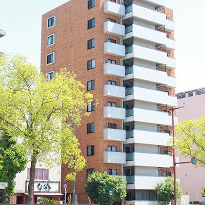 耐震設計された安心のマンション