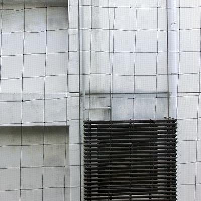 目の前は建物と接近していますが横は抜けあり※写真は別部屋です