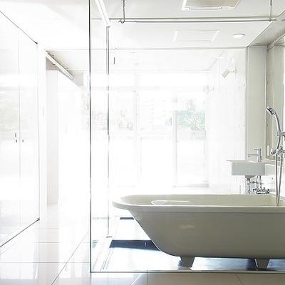なんといってもこのお風呂。