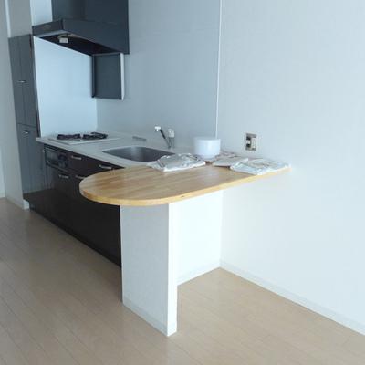 キッチンのカウンターがgood!※清掃中です。