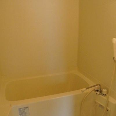 お風呂はふつうでした