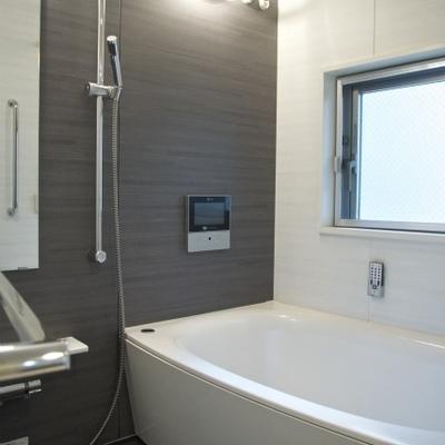 お風呂にはテレビ!