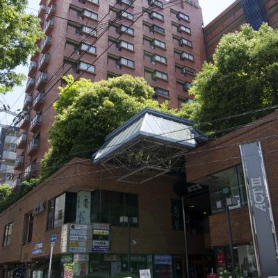梅田ににほど近いこの建物!