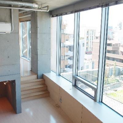 7階、パノラマ窓のお部屋!