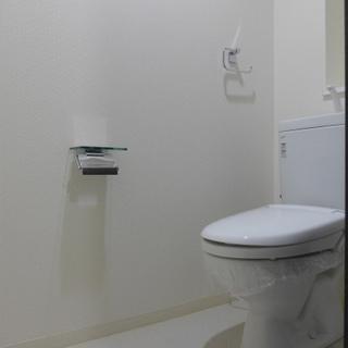 トイレも綺麗ピカピカです!