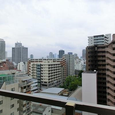 12階からの眺め良好です※画像は12階