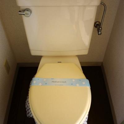 トイレは普通