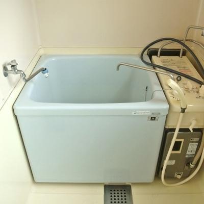 バランス窯のお風呂