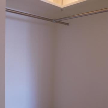 ウォークインクローゼット※写真は別部屋です