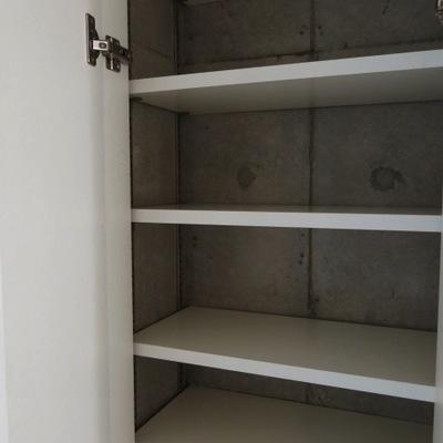 靴の収納部分です(写真は3階です)