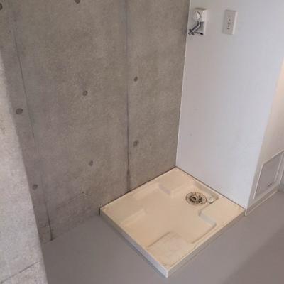 洗濯機置き場※写真は別部屋