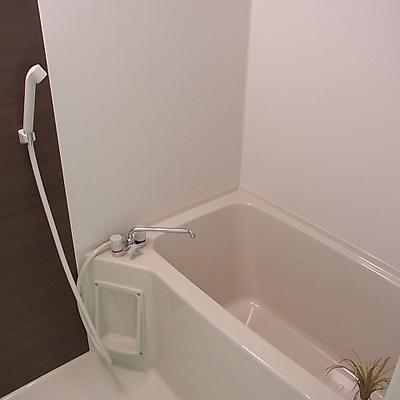 お風呂。※写真は別室です