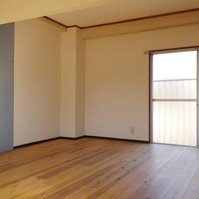 杉の無垢材を使用したスギちゃん部屋