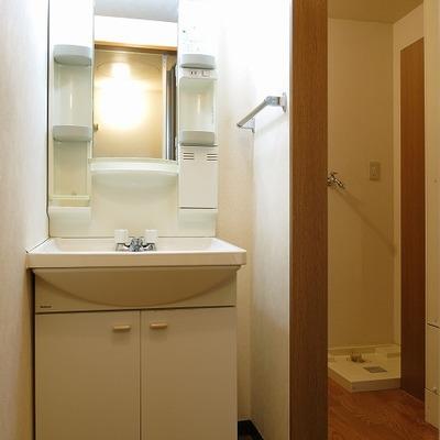 独立洗面台はやはり欲しいところ