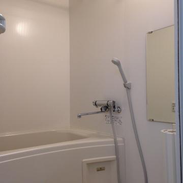 浴室乾燥機付き。これは嬉しい!