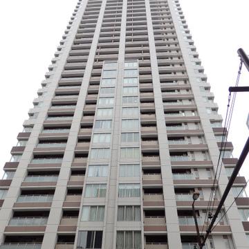 35階建ての超高層タワーマンション!