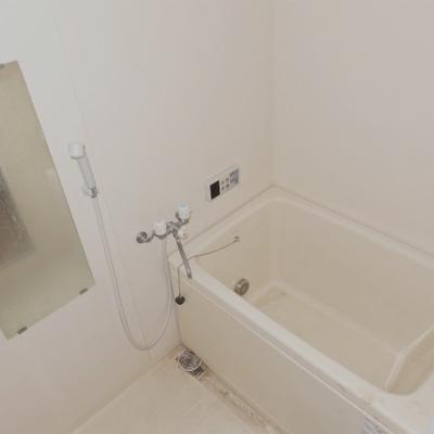 追焚機能付きのお風呂。