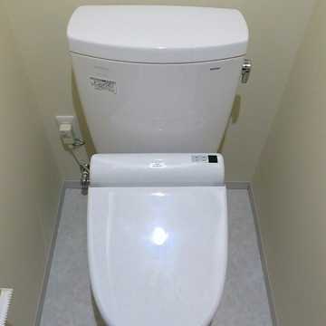 トイレももちろん綺麗!