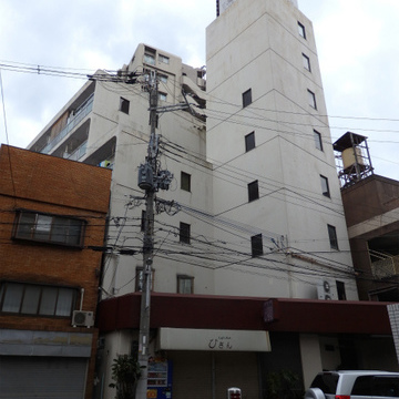 78年築のレトロマンション。
