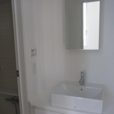 洗面所部分※写真は別部屋
