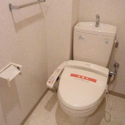もちろん、バストイレ別です。
