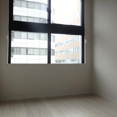 洋室、大きな窓がGOOD