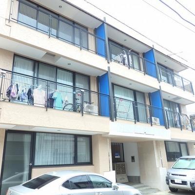 3階建てマンション