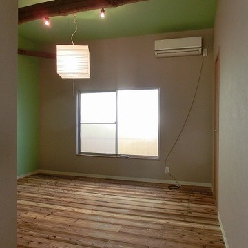 天井が高いんですね。