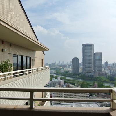 大阪空中散歩