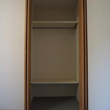 収納スペースです。