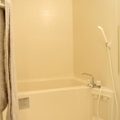お風呂はふつうです※写真は801号