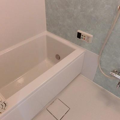 バスルームも新しくなってぴかぴか綺麗!