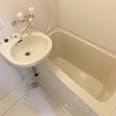 浴室乾燥がついております!