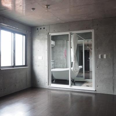 5.5帖の寝室です。