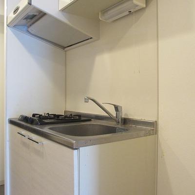 ひとりサイズのキッチン。