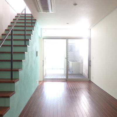 1階洋室からの眺め
